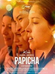 Papicha / Mounia Meddour, réal. et scen. | Meddour, Mounia. Metteur en scène ou réalisateur. Scénariste. Producteur