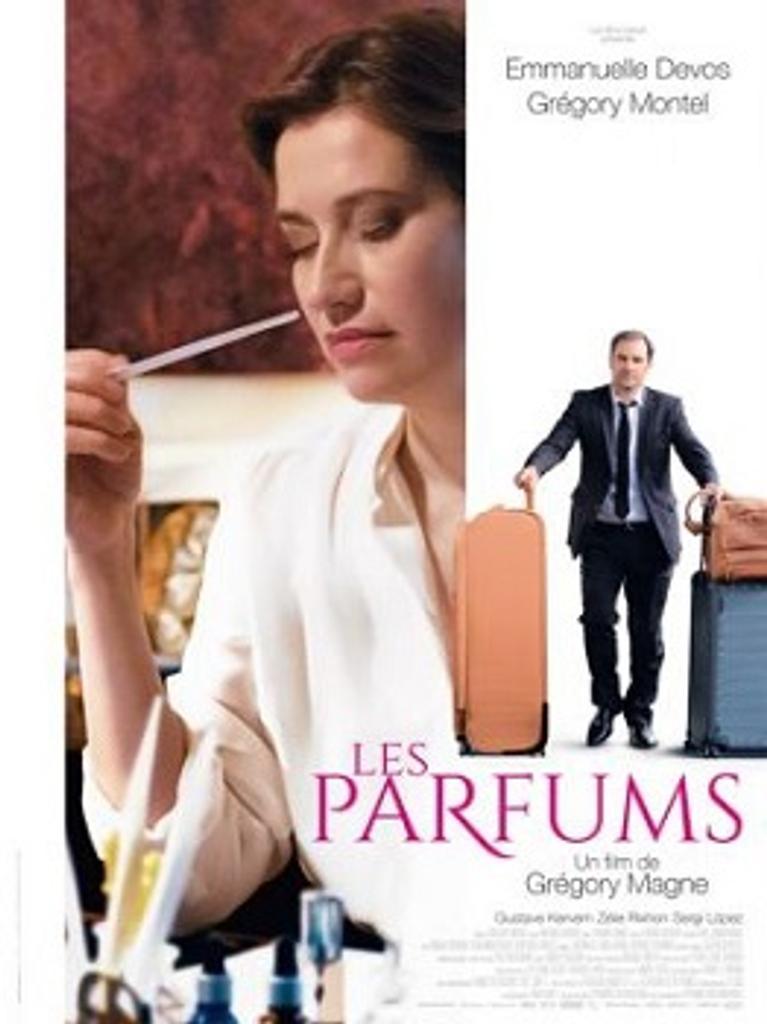 Parfums (Les) / Grégory Magne, réal. et scen. | Magne, Grégory. Metteur en scène ou réalisateur. Scénariste