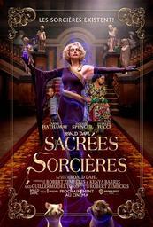 Sacrées sorcières / Robert Zemeckis, réal. | Zemeckis, Robert (1951-....). Metteur en scène ou réalisateur. Scénariste. Producteur