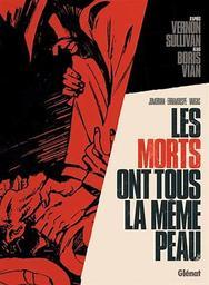 Les morts ont tous la même peau / scénario Jean-David Morvan | Morvan, Jean-David. Auteur