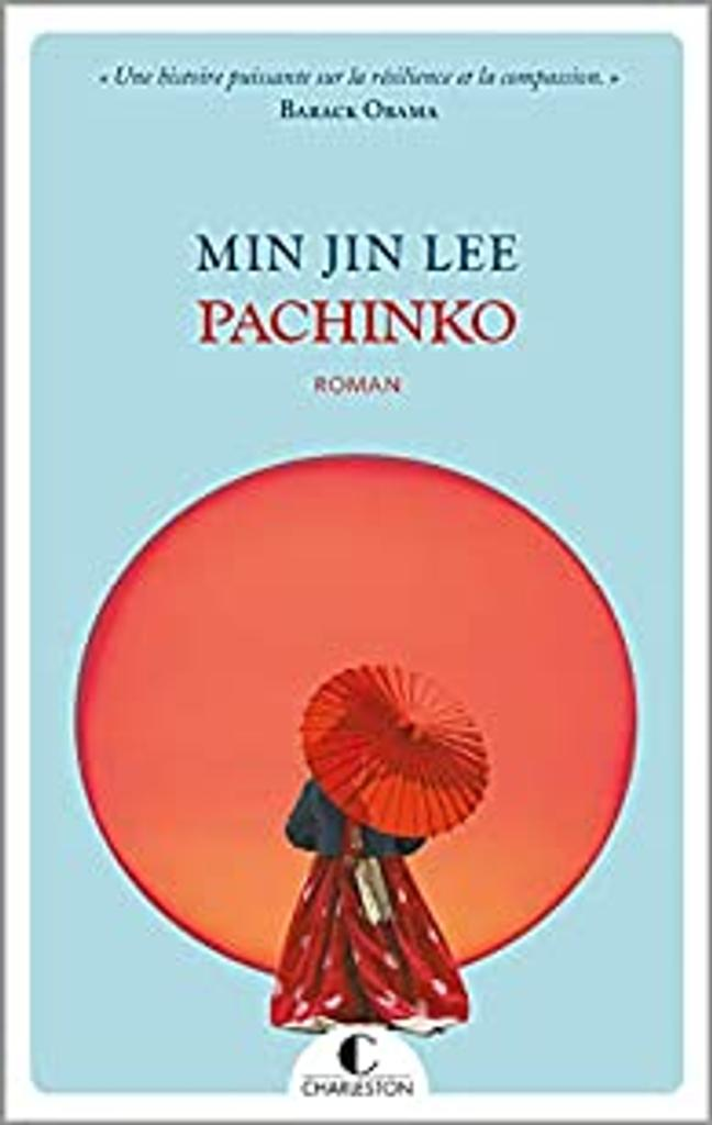 Pachinko / Min Jin Lee |