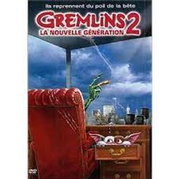 Gremlins . 2 / Joe Dante, réal. | Dante, Joe (1946-....). Metteur en scène ou réalisateur