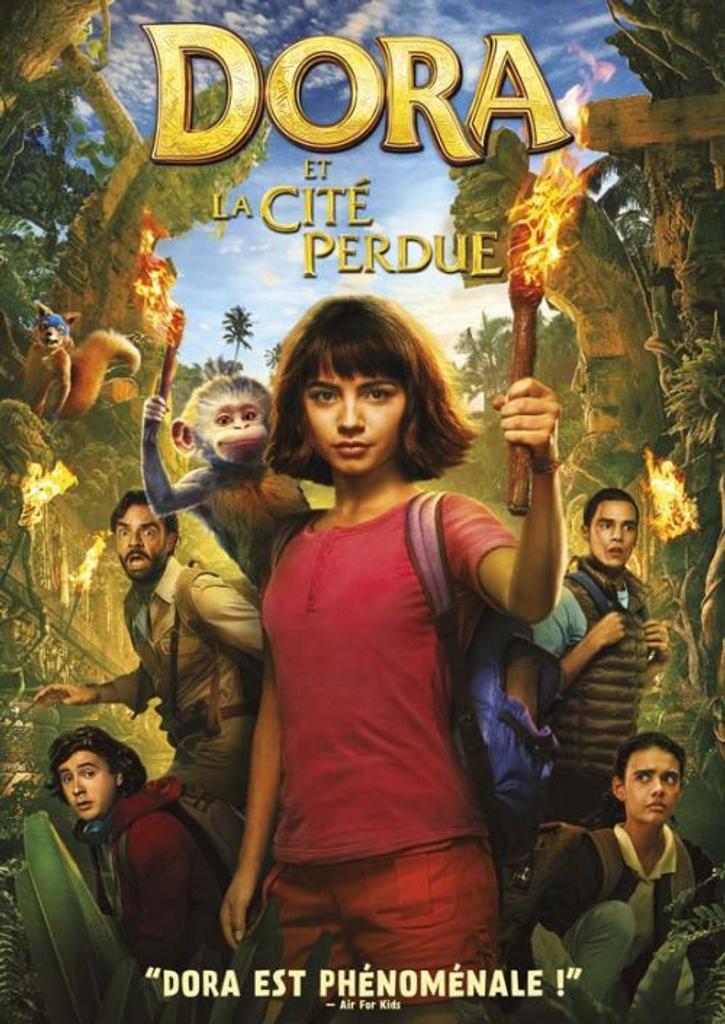 Dora et la cité perdue / James Bobin, réal. | Bobin, James. Monteur