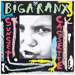 Sunset cassette / Biga Ranx   Biga Ranx (1988-....). Compositeur