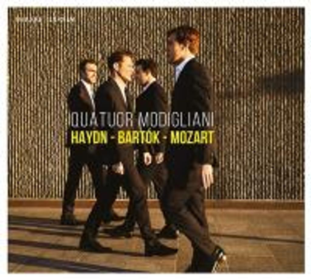 """Quatuor, op. 76/2, Hob.III.76, """"Les quintes"""", ré mineur / Joseph Haydn   Haydn, Joseph (1732-1809). Compositeur"""