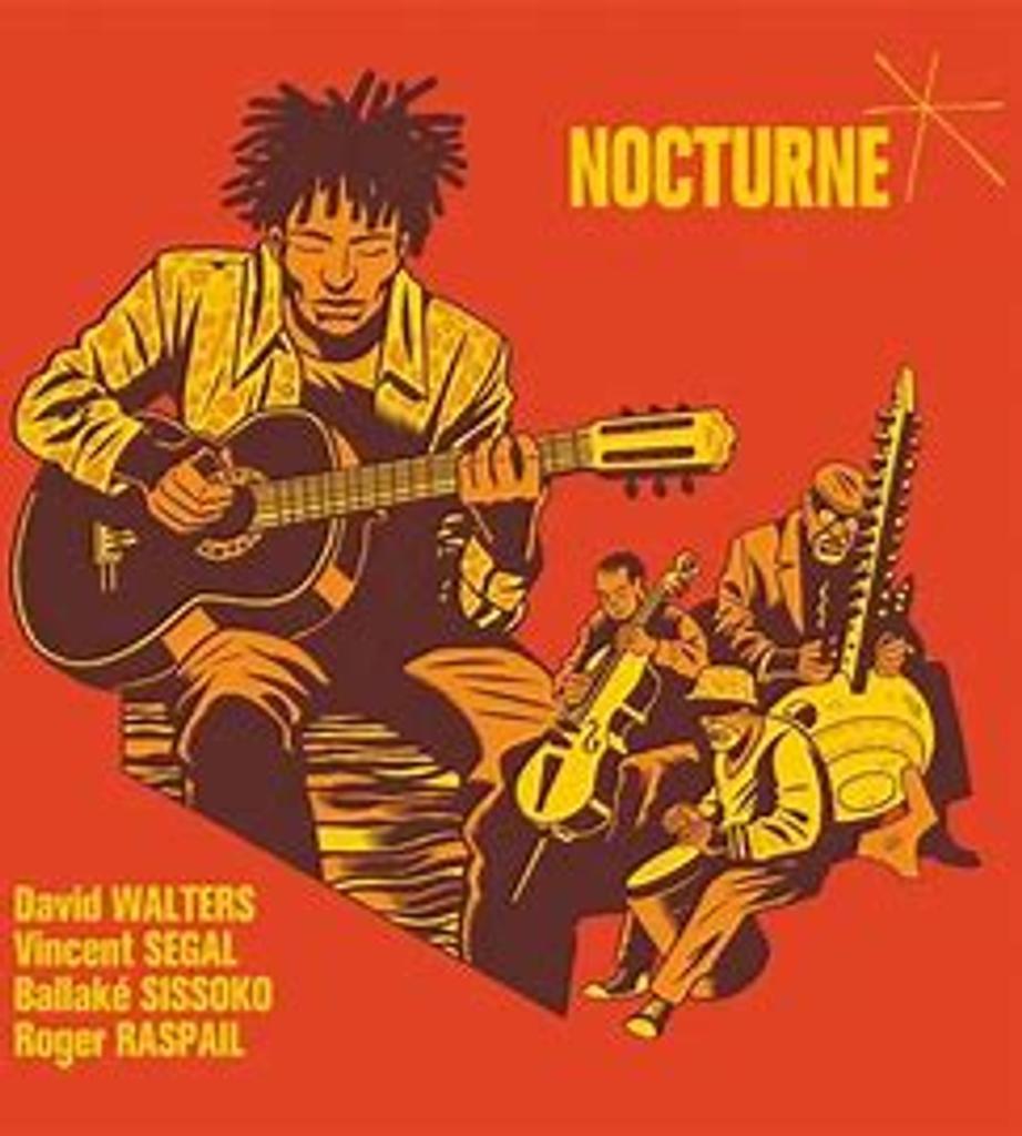 Nocturne / David Walters | Walters, David (1958-....). Chanteur