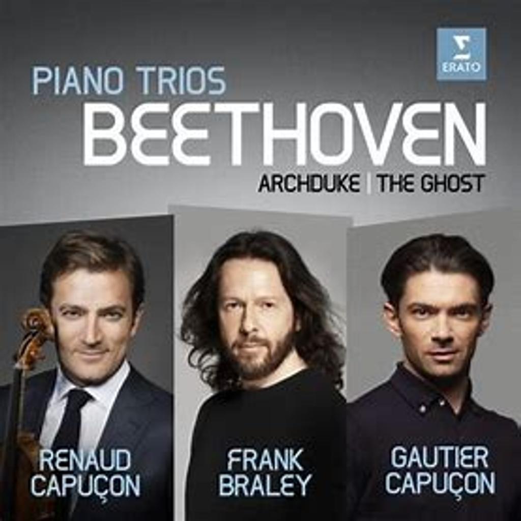 """Trio N°5, op. 70/1, """"Les esprits"""", ré majeur / Ludwig van Beethoven   Beethoven, Ludwig van - 1770-1827"""