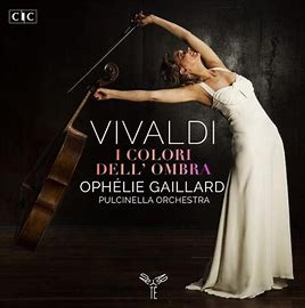 I colori dell' ombra / Antonio Vivaldi   Vivaldi, Antonio (1678-1741). Compositeur