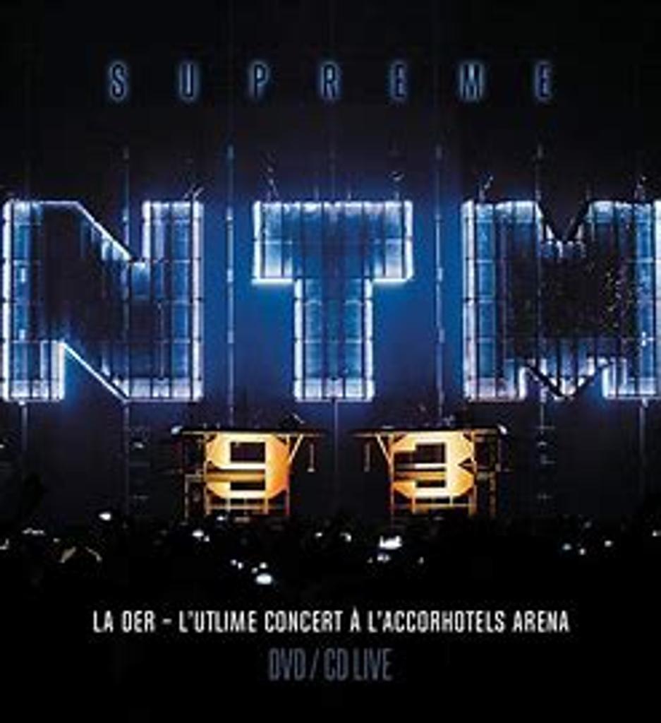 Der (La) : l'ultime concert à l'Accorhotels Arena 2019 / NTM   NTM