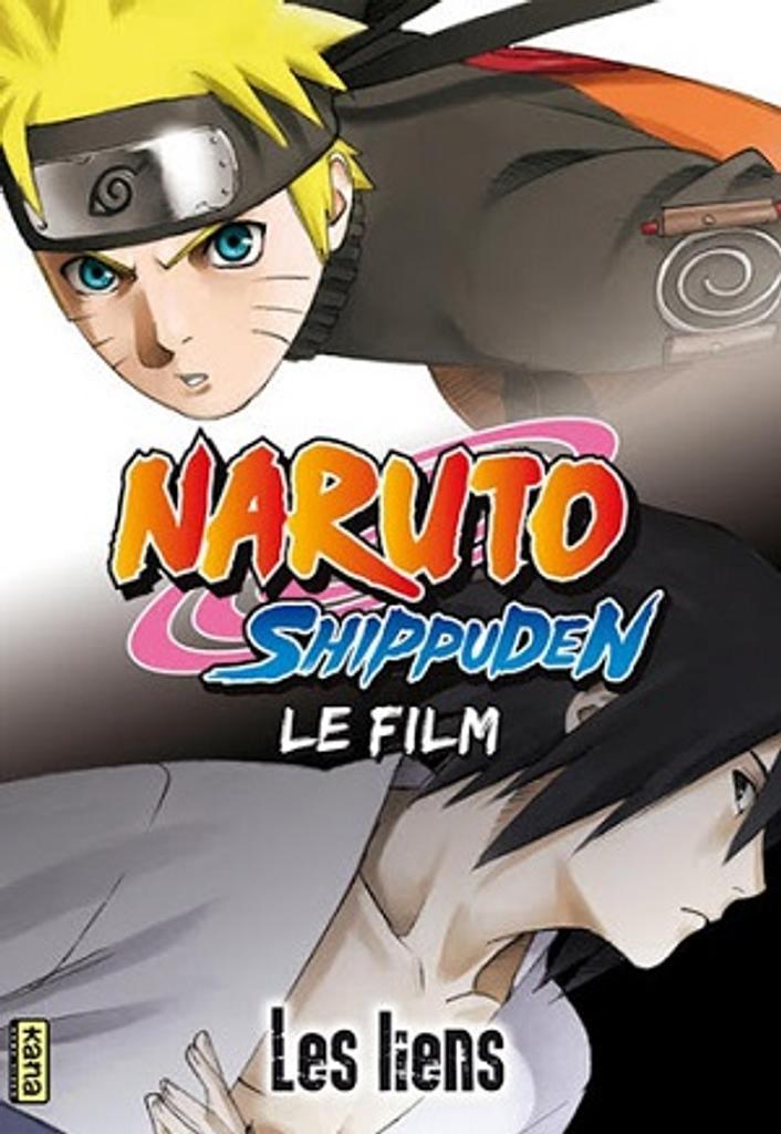 Naruto Shippuden - Le film : Les liens / Hajime Kamegaki, réal. | Kamegaki, Hajime. Metteur en scène ou réalisateur