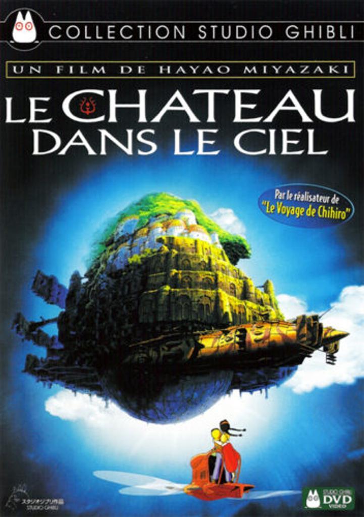 Château dans le ciel (Le) / Hayao Miyazaki, réal. | Miyazaki, Hayao (1941-....). Metteur en scène ou réalisateur. Scénariste