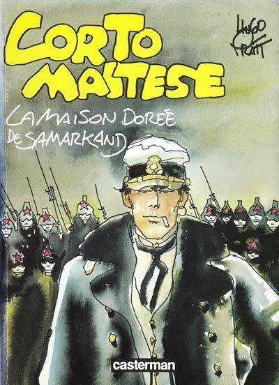 Corto Maltese / Hugo Pratt   Pratt, Hugo (1927-1995). Auteur