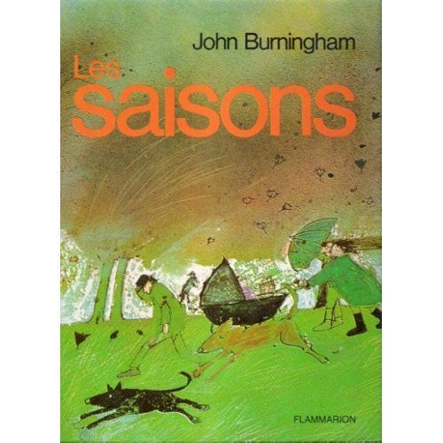 Les Saisons / John Burningham   Burningham, John. Auteur