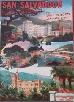 San Salvadour : Enigmes et réalités / Vincent Borel | Borel, Vincent (1932-....). Auteur