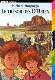 Le trésor des O'Brien / Michael Morpurgo | Morpurgo, Michael. Auteur