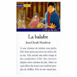 La balafre / Jean-Claude Mourlevat   Mourlevat, Jean-Claude. Auteur
