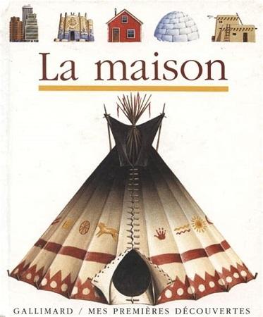 La Maison / Claude Delafosse | Delafosse, Claude (1951...). Auteur